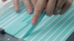 Guillotina para papel como utilizarla