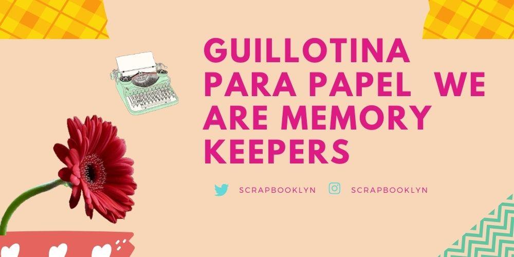 Guillotina para papel