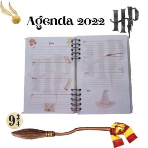 agenda harry potter panama